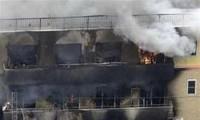 Điện thăm hỏi vụ hỏa hoạn tại Nhật Bản