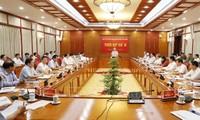 Tổng Bí thư,Chủ tịch nước Nguyễn Phú Trọng chủ trì phiên họp thứ 16 của Ban Chỉ đạo Trung ương về phòng,chống tham nhũng