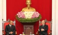 Đẩy mạnh hợp tác Việt Nam - Lào