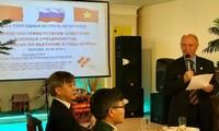 Cuộc gặp mặt của tình hữu nghị Nga-Việt