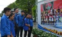 Triển lãm ảnh 50 năm thực hiện di chúc Chủ tịch Hồ Chí Minh