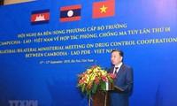 Việt Nam- Lào và Campuchia tăng cường hợp tác phòng chống ma túy