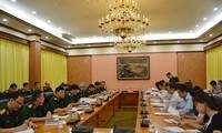 Bộ Quốc phòng tập trung chuẩn bị mọi mặt cho năm ASEAN 2020