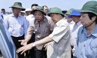 Thủ tướng Nguyễn Xuân Phúc: Cần khoảng 3.000 tỷ đồng để Đồng bằng sông Cửu Long xử lý dứt điểm sạt lở