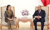 Tiếp tục thúc đẩy quan hệ hữu nghị Việt Nam - Campuchia cùng hợp tác, cùng phát triển thịnh vượng