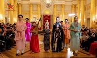 Quảng bá thời trang Việt Nam tại Liên bang Nga