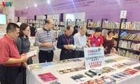Triển lãm sách Việt tại Trung Quốc