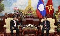 Thứ trưởng Bộ Ngoại giao Nguyễn Minh Vũ chúc mừng Quốc khánh CHDCND Lào