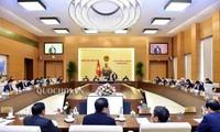 Thường vụ Quốc hội cho ý kiến về điều chỉnh kế hoạch đầu tư vốn nước ngoài năm 2019