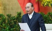 Thủ tướng Nguyễn Xuân Phúc chủ trì họp Chính phủ thường kỳ tháng 12/2019
