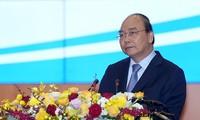 Thủ tướng Nguyễn Xuân Phúc dự hội nghị triển khai nhiệm vụ năm 2020 của Bộ Tài chính