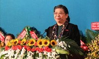 Phó Chủ tịch Thường trực Quốc hội Tòng Thị Phóng và Trưởng Ban Tổ chức TW Phạm Minh Chính thăm, làm việc tại Sơn La