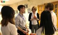 Sinh viên Việt Nam tại Nga chung vui đón Tết cổ truyền