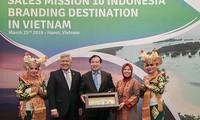 Tăng cường hợp tác du lịch giữa Việt Nam và đảo Bali, Indonesia