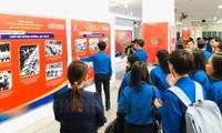 Triển lãm ảnh Tuổi trẻ Thành phố Hồ Chí Minh sắt son niềm tin với Đảng