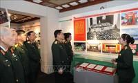 """Triển lãm chuyên đề """"Đảng Cộng sản Việt Nam ra đời - Bước ngoặt của cách mạng Việt Nam"""""""