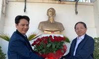 Tọa đàm kỷ niệm 90 năm ngày thành lập Đảng Cộng sản Việt Nam