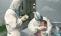 Bé 3 tháng tuổi nhiễm Covid-19 tiến triển tốt, có thể sớm ra viện