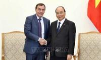 Thủ tướng Nguyễn Xuân Phúc tiếp Chủ tịch Cơ quan phòng chống tham nhũng Liên bang Nga