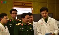 Việt Nam đảm bảo y tế cho Hội nghị ADMM hẹp
