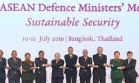 Khai mạc Hội nghị hẹp Bộ trưởng Quốc phòng ASEAN
