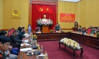 Trưởng Ban Tuyên giáo Trung ương Võ Văn Thưởng dự tổng kết Ban Chỉ đạo 35 Bộ Công an