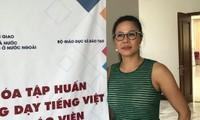 Nỗ lực truyền dạy tiếng Việt nơi xa xứ