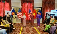 Việt Nam chủ trì chuỗi các hoạt động giao lưu của Hội Phụ nữ ASEAN tại thủ đô Washington
