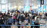 Cách ly tập trung 14 ngày đối với hành khách các nước ASEAN