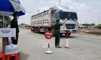 Giao thương biên giới Campuchia - Việt Nam được duy trì ổn định