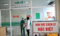 Ca mắc số 204 của Việt Nam là một bé trai 10 tuổi