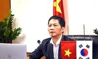 Việt Nam - Hàn Quốc thúc đẩy kết nối chuỗi cung ứng