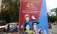 Đặc sắc Chương trình nghệ thuật chào mừng 45 năm thống nhất đất nước
