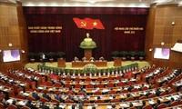 Ngày làm việc thứ hai Hội nghị lần thứ 12 Ban Chấp hành Trung ương Đảng khóa XII