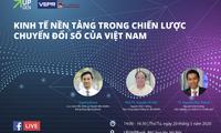 """Kinh tế nền tảng số - """"Chìa khoá vàng"""" cho các doanh nghiệp Việt chuyển đổi số"""