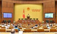 Quốc hội thảo luận về Chương trình xây dựng luật, pháp lệnh; Luật ban hành văn bản quy phạm pháp luật