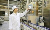 Sữa Vinamilk vào thị trường Hàn Quốc