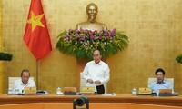 Thủ tướng Nguyễn Xuân Phúc: Nỗ lực, quyết tâm cao hơn nữa để đạt kết quả cao nhất các mục tiêu kinh tế xã hội