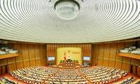 Họp báo kết thúc kỳ họp thứ 9 Quốc hội khóa 14