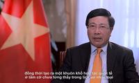 Thông điệp của Phó Thủ tướng, Bộ trưởng Phạm Bình Minh  Kỷ niệm 75 năm ngày ký Hiến chương Liên hợp quốc