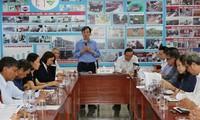 Tọa đàm giải pháp phát triển năng lượng tái tạo ở Ninh Thuận