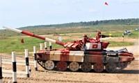 Việt Nam tích cực chuẩn bị tham gia Army Games 2020