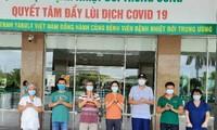 Việt Nam có thêm 5 bệnh nhân được công bố khỏi bệnh