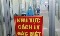 Việt Nam ghi nhận thêm 5 ca dương tính với virus SARS-CoV-2