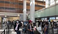 Việt Nam đón công dân từ Hoa Kỳ về nước