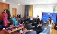 53 năm thành lập ASEAN: Đại sứ quán Việt Nam tại Thụy Sĩ chủ trì cuộc họp đầu tiên của Ủy ban ASEAN tại Bern