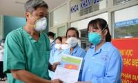 Nỗ lực kiểm soát dịch Covid-19 ở tâm dịch Đà Nẵng