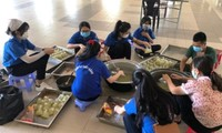 Tuổi trẻ Thừa Thiên - Huế hỗ trợ tuyến đầu phòng, chống dịch COVID-19