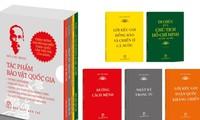 """Xuất bản bộ sách """"Hồ Chí Minh - Tác phẩm Bảo vật Quốc gia"""""""