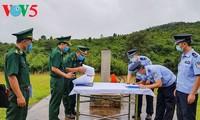 Hội đàm thực địa giữa Đồn Biên phòng A Pa Chải, Việt Nam và Đại đội quản lý biên giới Giang Thành, Trung Quốc